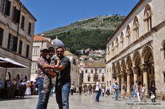 Felipe, o pequeno viajante: Dubrovnik: o videoclipe e os cartões postais