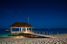 Mauritius beach at night Mauritius Travel, Mauritius Island, Maurice Island, Seychelles, Beach At Night, World View, Places Of Interest, Heaven On Earth, Ocean Life