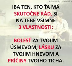 Niečo o mne Cute Love, Love You, My Love, Motto, Shabby Chic Crafts, Forever Love, Powerful Words, Karma, Quotations