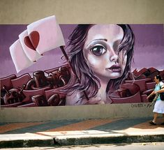 Caro Pepe & Age Age street art