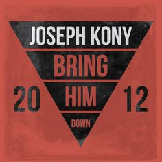 KONY 2012 - Research this if you don't know what it's about and help spread the news so everyone knows who this man is, he will no longer be invisible and we need to STOP HIM NOW