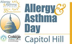 Allergy and Asthma Day on Capitol Hill - AADCH Little River Band, Allergy Asthma, Members Of Congress, Capitol Hill, Medical Conditions, Allergies, Health Care, Food, Essen