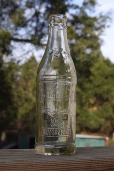 Vintage Black Hills Coca Cola Soda Bottle Rapid City South Dakota