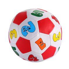 2ff523552 10cm Sponge BB Ball PU Soft ball Baby toys Rubber Soccer Ball Handball Children  Kids Educational