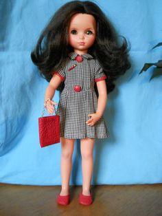 Susanna Furga Bambola Alta Moda fashion doll vintage anni 60 abiti originali | eBay