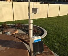 Create Your Own Solar Powered Raspberry Pi Weather Station (Updated) Raspberry Pi Projects, Solar Panels For Home, Solar Power System, Alternative Energy, Electronics Projects, Home Automation, Solar Energy, Arduino, Homesteading