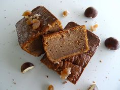 Kinds Of Desserts, Easy Desserts, Delicious Desserts, Christophe Felder, Cake Cookies, Banana Bread, Eat, Cooking, Brownie