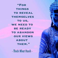 Thich Nhat Hanh quote…