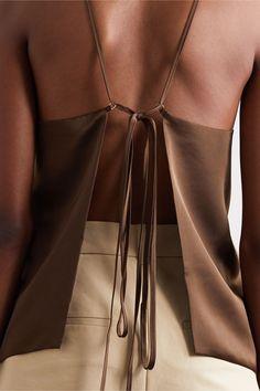 Fashion Sewing, Diy Fashion, Ideias Fashion, Fashion Outfits, Womens Fashion, Fashion Hacks, Fashion Tips, Sewing Clothes, Diy Clothes