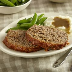 Easy meat loaf, using McCormick® Minced Onions makes meat loaf preparation quick and easy.