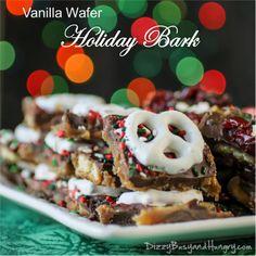 vanilla wafer holiday bark-title