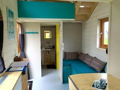 Beautiful Tiny Home on Wheels by La Tiny House 004
