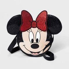 8c98fc22303 Disney Girls  Disney Minnie Mouse Convertible Crossbody Backpack