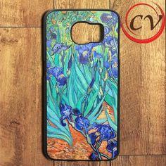 Van Gogh Painting Floral Samsung Galaxy S6 Edge Plus Case