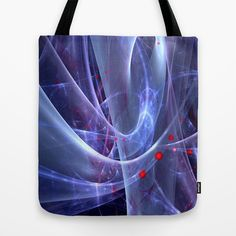 Fractal+Design+Vision+Tote+Bag+by+Fine2art+-+$22.00