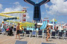 [HD] Tour of Carnival Cruise - Carnival Sensation - Carnival Inspiration...