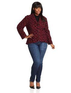 b0db397f81326 Pendleton Women s Plus-Size Scroll Along Boiled Wool Jacket