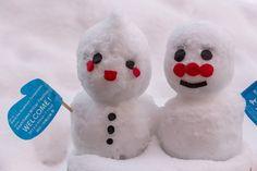 Welcome to Asahikawa Winter Festival.