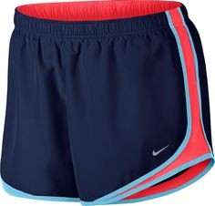 Nike Women's Plus Size Dry Tempo Running Shorts, Size: Binary Blue/Racer Pink Sport Shorts, Nike Shorts, Running Shorts, Athletic Shorts, Workout Shorts, Gym Shorts Womens, Athletic Clothes, Athletic Fashion, Workout Gear