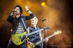 GreenDay @ Rock Werchter 2013