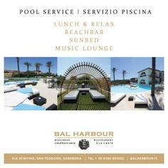 Bal Harbour Restaurant - San Teodoro (OT), Sardinia - Italy  http://www.hotelsinsardinia.org/gastronomy/restaurants/creative/