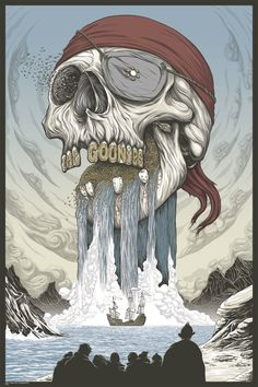 THE GOONIES - Insanely Cool Mondo Poster Art! - News - GeekTyrant