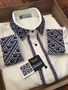 Nigerian Men Fashion, African Fashion, Mens Fashion, Cross Stitch Embroidery, Cross Stitch Patterns, Afghani Clothes, Man Weave, Dressy Outfits, Boys Shirts