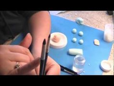 Learn to create a Gumpaste Baby Boy Part 2 0f 3