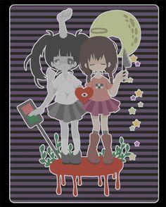 Tags: Anime, Pixiv, Yume Nikki, Madotsuki, Monoko