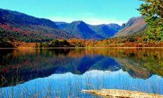 Laguna malleco,region Araucania,Chile
