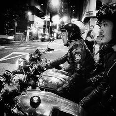 Jap-Rockers Tokyo Night, Kustom, Cool Bikes, Biker, Darth Vader, World, Cafe Racers, Fun, Rockers