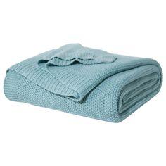 Threshold� Sweater Knit Blanket