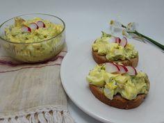 Salata de oua fierte cu marar - NoiInBucatarie