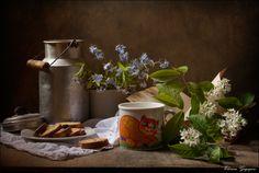 - Eleonora Grigorjeva - Молоко с сухариками