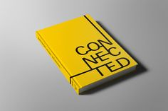 CONNECTED Theme Yearbook Cover #minimalist #yearbook #cover #yearbookcover…