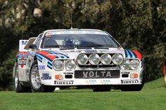 Cars and Sports Cars Police Cars, Race Cars, Carros Suv, Rc Buggy, Martini Racing, Lancia Delta, Car Racer, Best Muscle Cars, Rally Car