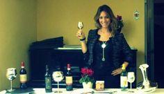 """Alla Loggia di Piazzale Michelangelo 92esima ed. di Pitti Immagine Uomo il Silver Cocktail con il """"cinque di vino"""" riproposto da Bianca Guscelli Brandimarte"""