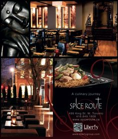 route asian bar spice bistro
