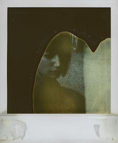 chemical wave swallowing you, polaroid slr 680 se [polaroid 779], photography by aurélien boyer.