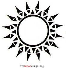 Image result for celtic sun tattoo designs