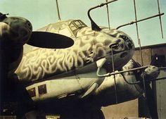 Aviação em Floripa: Camuflagens de deserto da Luftwaffe