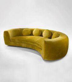 Jelly Pea sofa - India Mahdavi collection