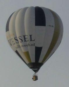 PH-NEL Wessel Amersfoort Luchtballon