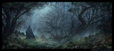 Haunted Forest by ~ReneAigner on deviantART