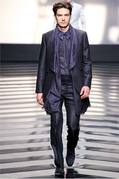 Roberto Cavalli - Men Fashion Fall Winter 2012-13 - Shows