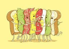love sandwiches <3