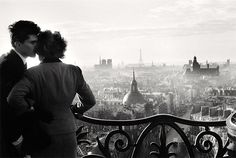 Willy Ronis, Os amantes da Bastilha, Paris