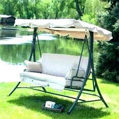 24 Best Outdoor Swing With Roof Images Garden Arbor Garden