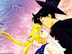 Naoko Takeuchi, Toei Animation, Bishoujo Senshi Sailor Moon, Tuxedo Kamen, Mamoru Chiba Wallpaper