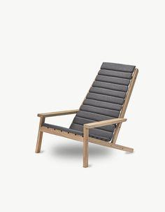 Pot 1550605 between lines deck chair